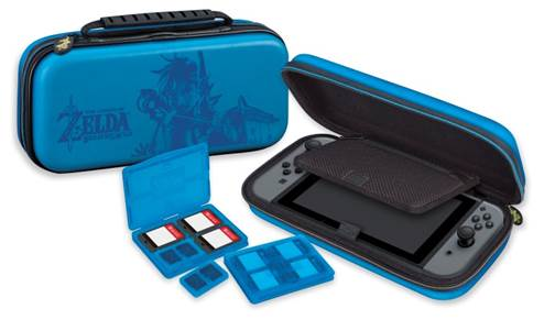 Game Traveller Deluxe Case - Zelda