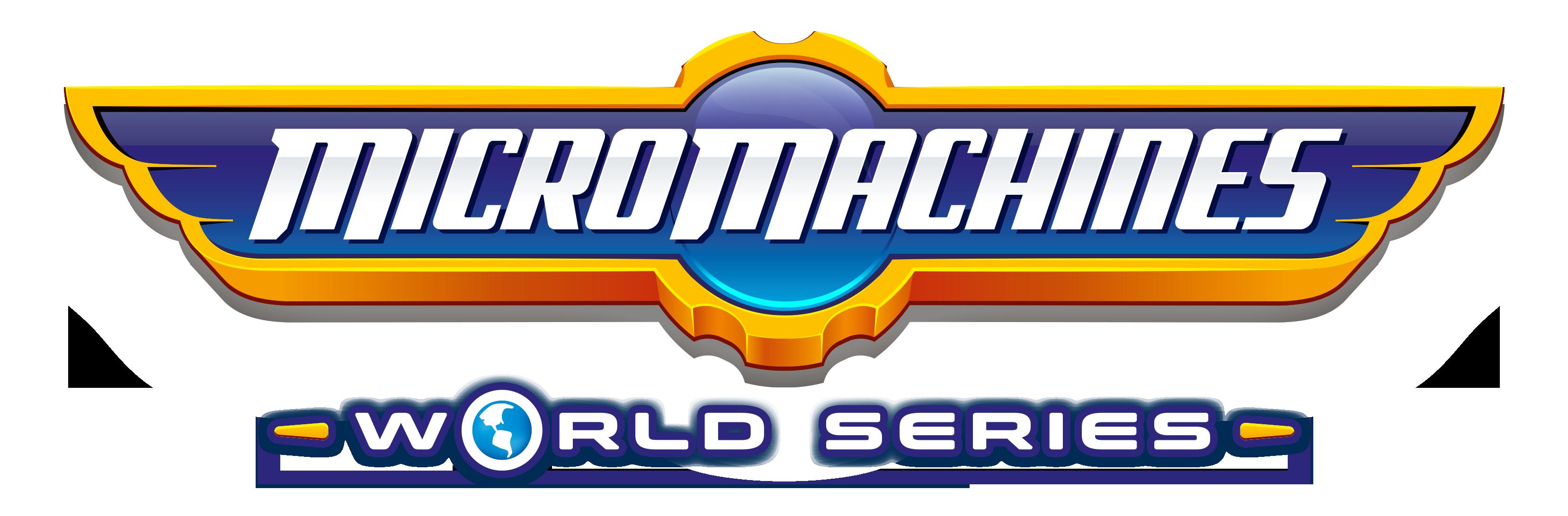 MicroMachines_WorldSeries_LOGO