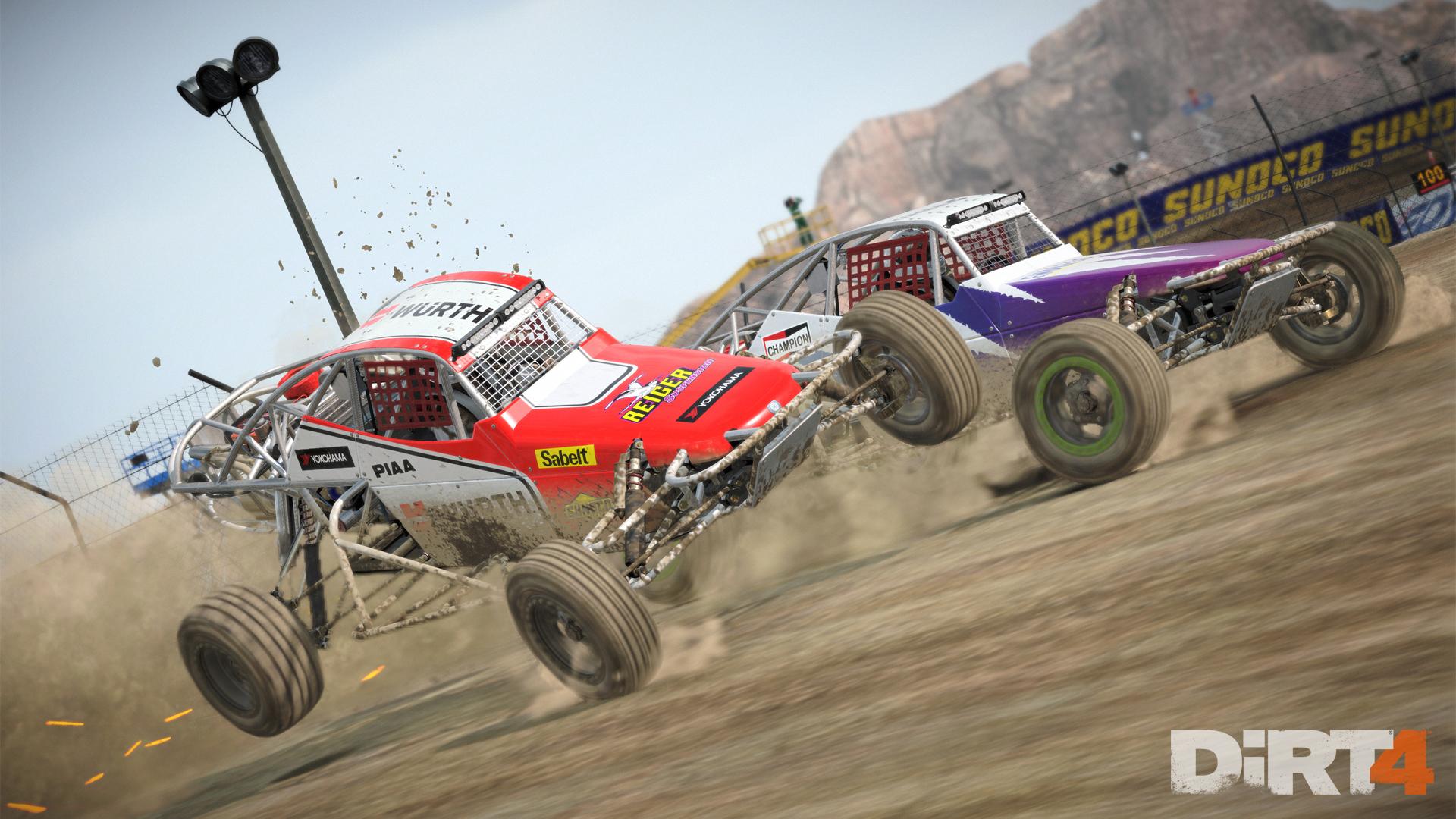 Dirt 4 release date