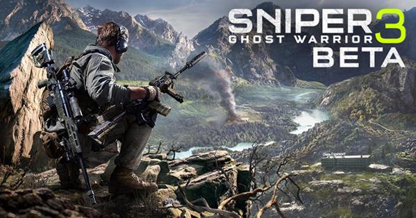 Sniper Ghost Warrior 3 Beta Logo