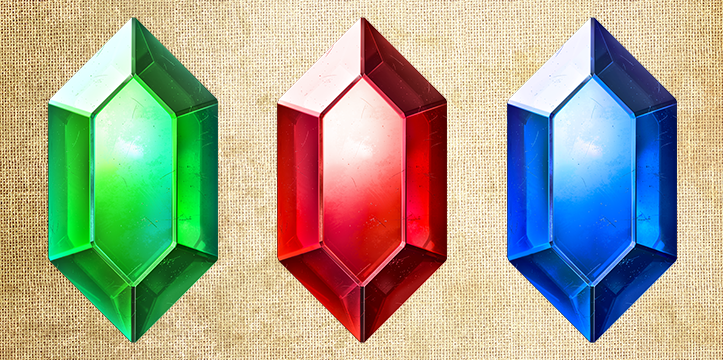 Zelda Sale 2017 Gems
