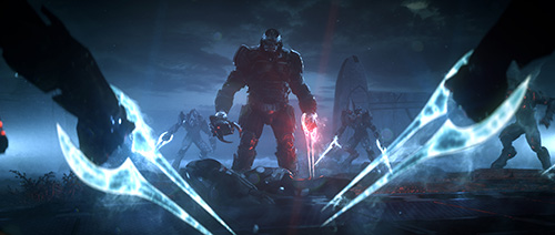 halo wars 2 feture