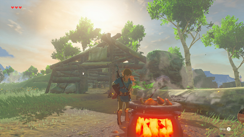 zelda image 3 Rocket Chainsaws Most Anticipated Games of 2017