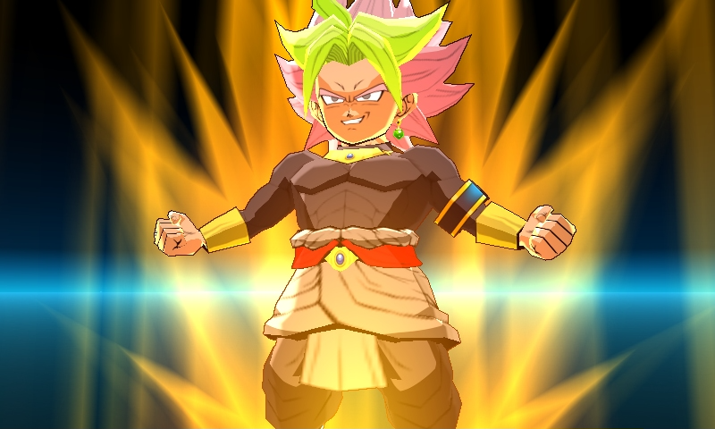 Calory Black Super Saiyan Rose Goku Black x Broly 1 1485509810 Dragon Ball Fusions Review   A Fusing Good Time