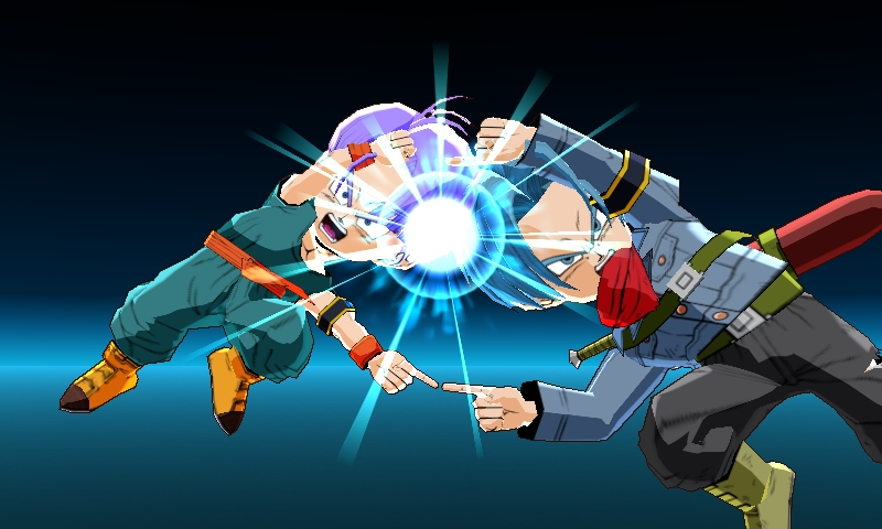 Trunks EX Kid Trunks x Future Trunks 2 1485509812 Dragon Ball Fusions Review   A Fusing Good Time