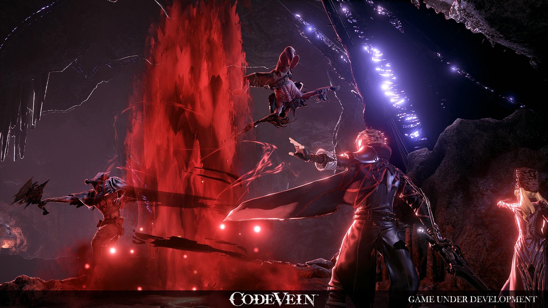 Bandai Namco Announces Code Vein