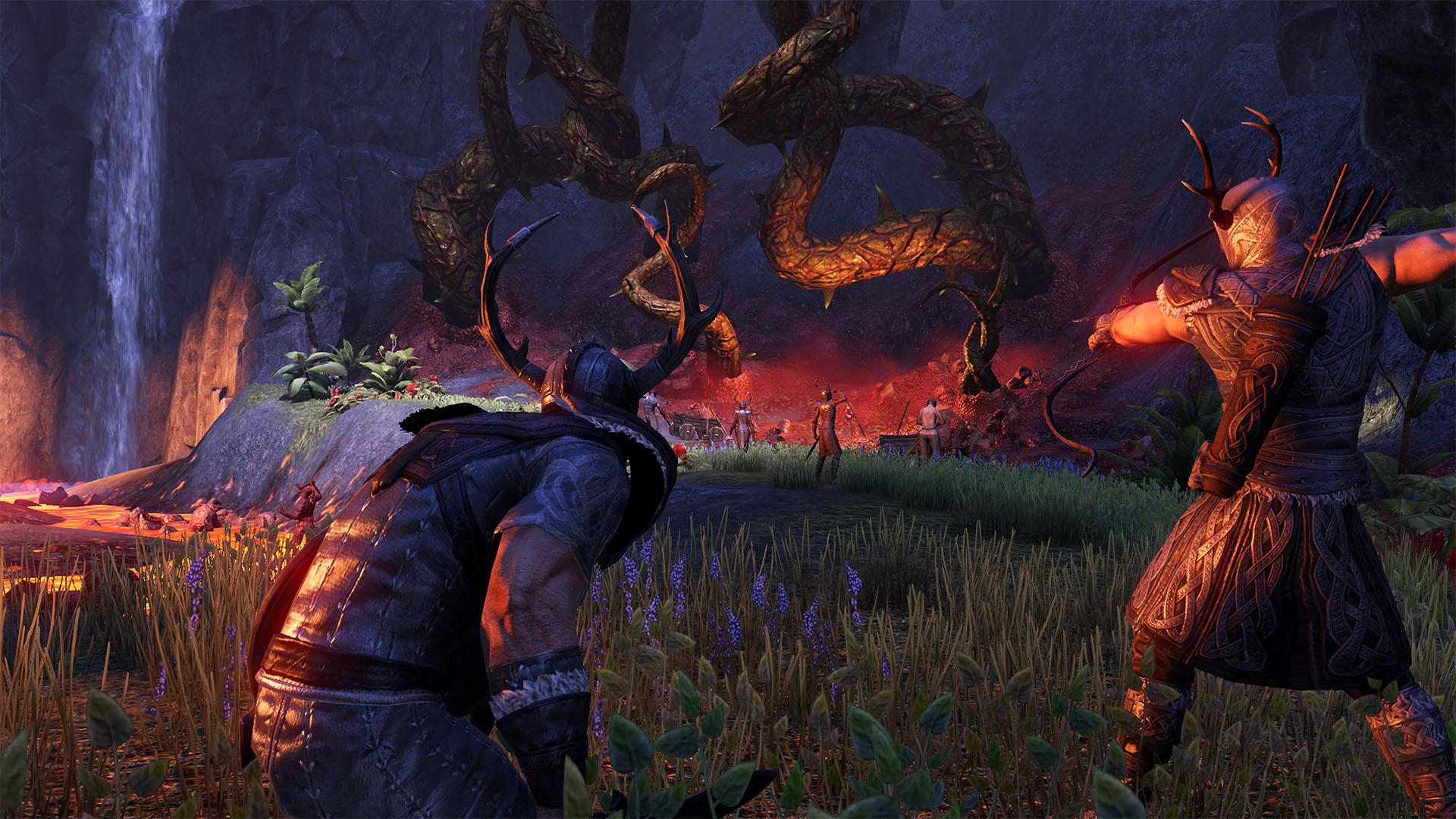 E3 2017: Bethesda Announces Two More Elder Scrolls Online ... Horns Of The Reach