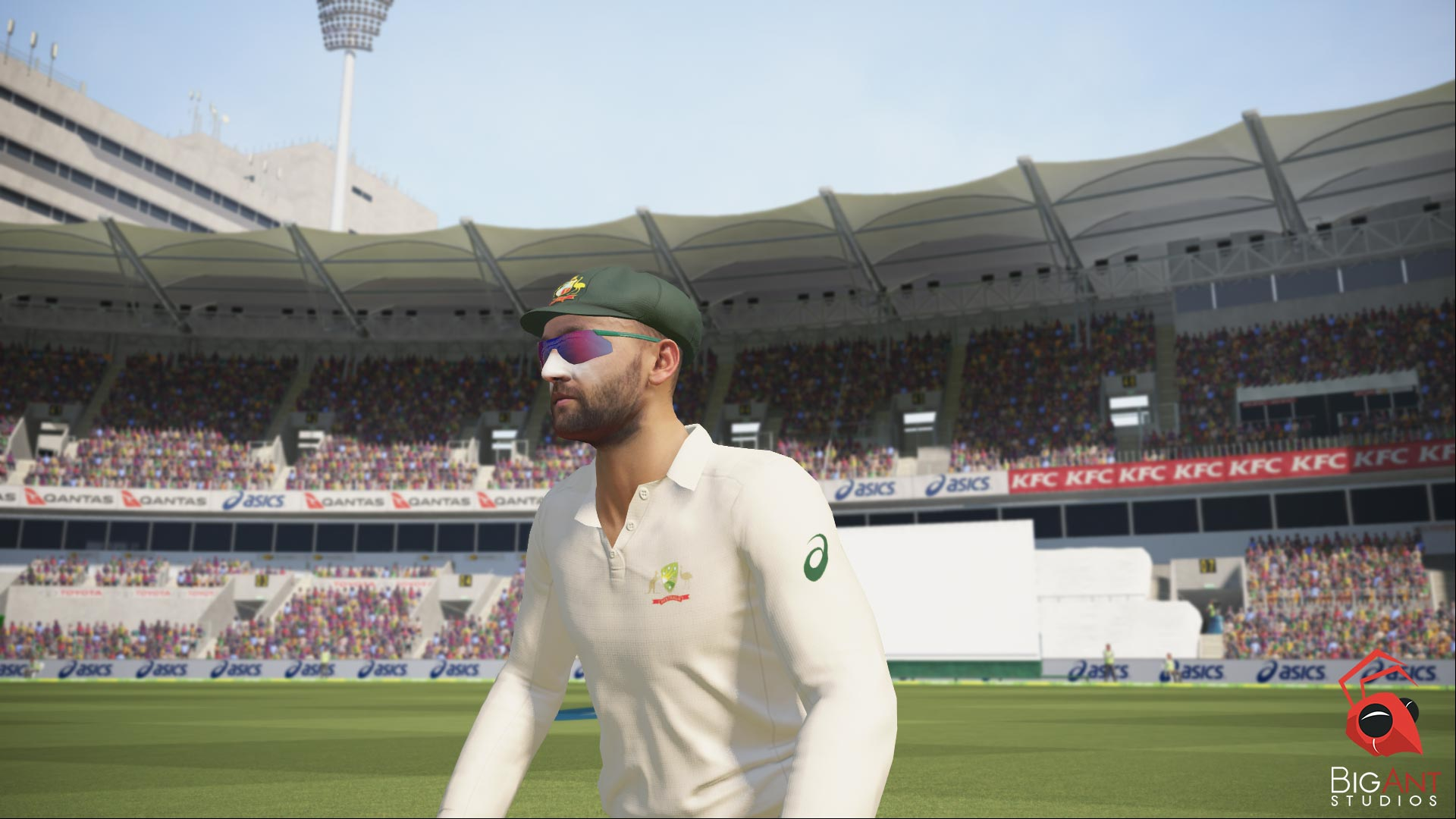 new Ashes Cricket game GOAT