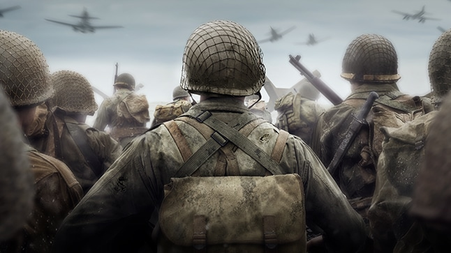 Call of Duty WWII PC Open Beta