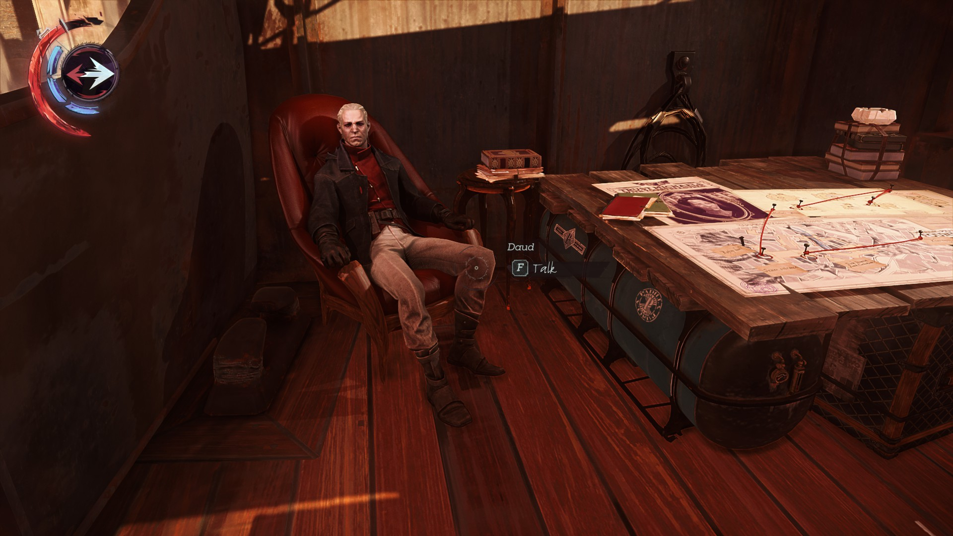 Technology Management Image: Dishonored: Death Of The Outsider Review