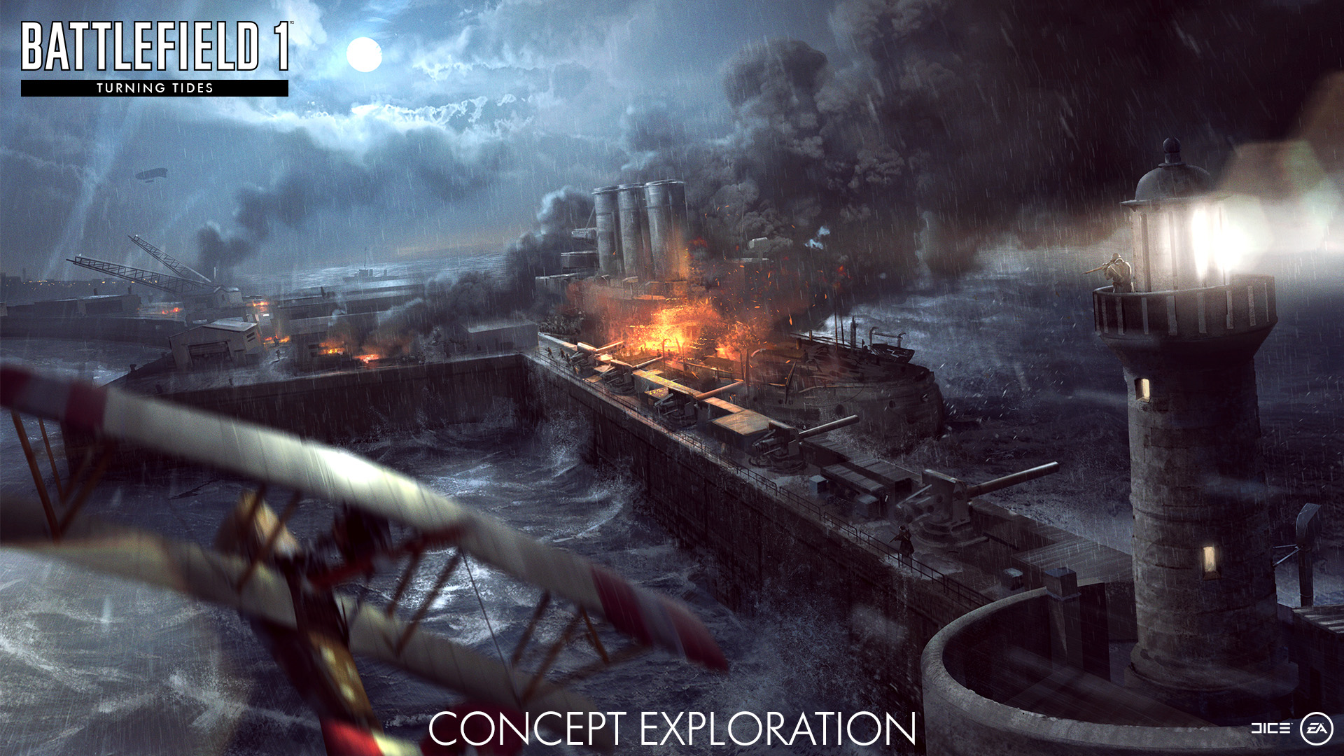 Battlefield 1 Galipoli Turning Tides