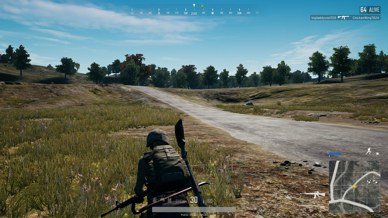 Playerunknown S Battlegrounds Xbox One Review In Progress Rocket