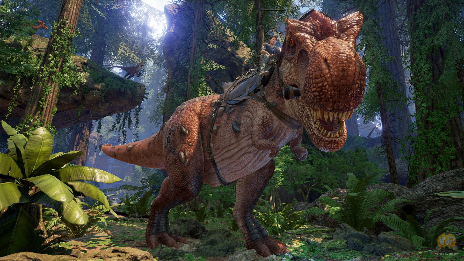 Ark Park Release Date