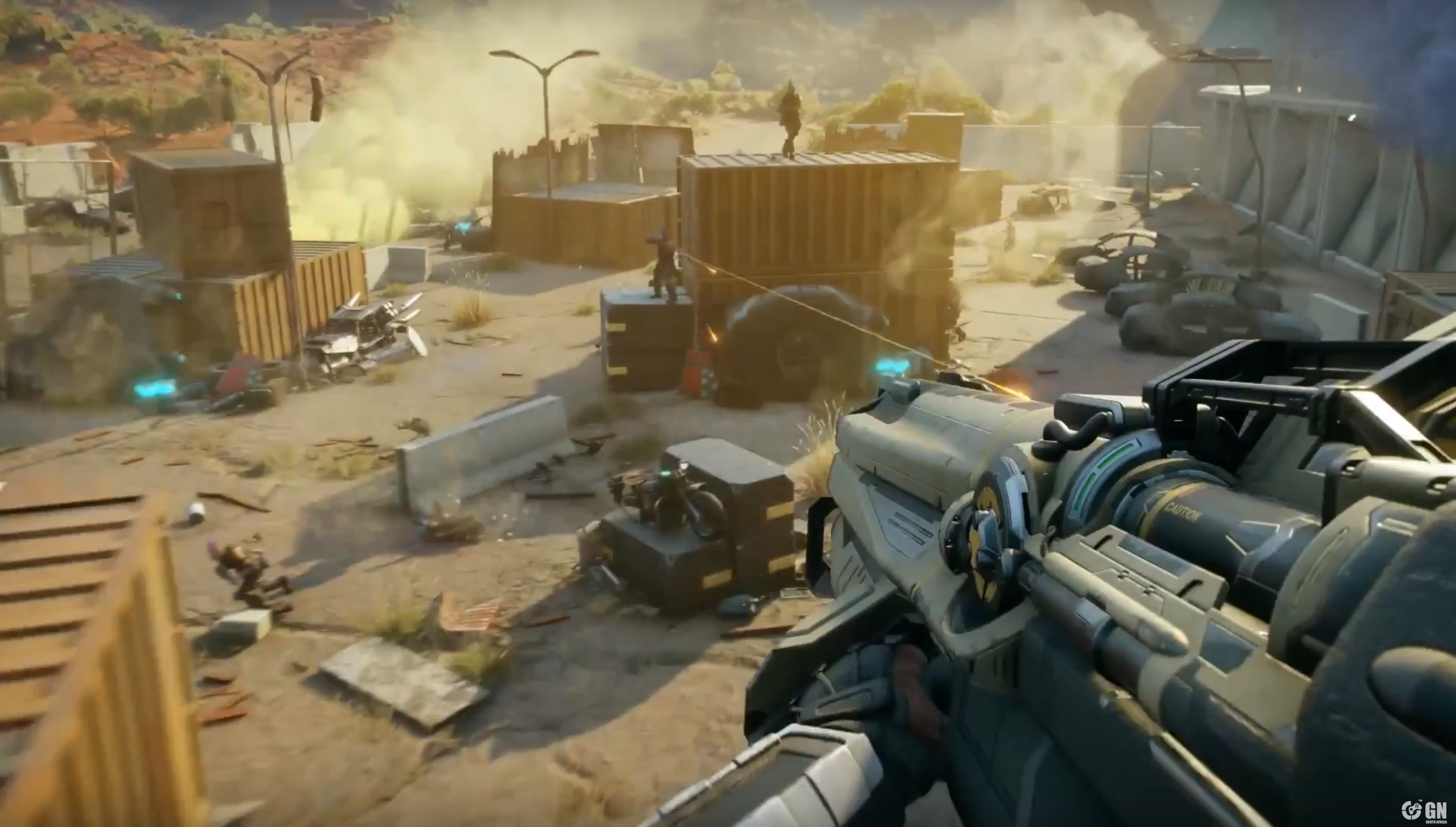 Rage 2 Gameplay Trailer Screenshot