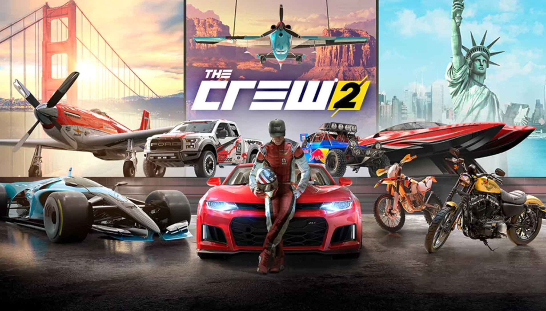 the crew 2 pc specs revealed rocket chainsaw. Black Bedroom Furniture Sets. Home Design Ideas