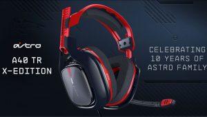 ASTRO A40 TR X-EditionHeadset