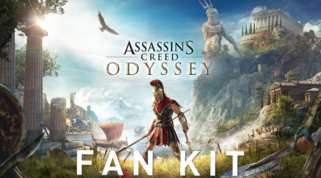 Assassin's Creed Odyssey E3 Fan Kit