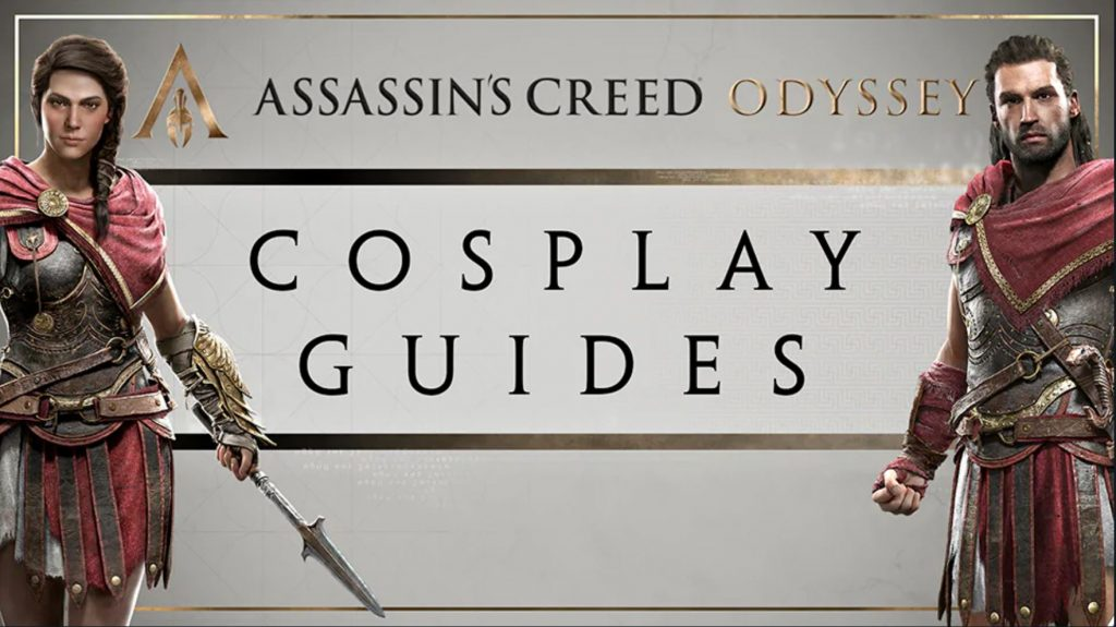 Assassin's Creed Odyssey E3 Fan Kit Cosplay Guides
