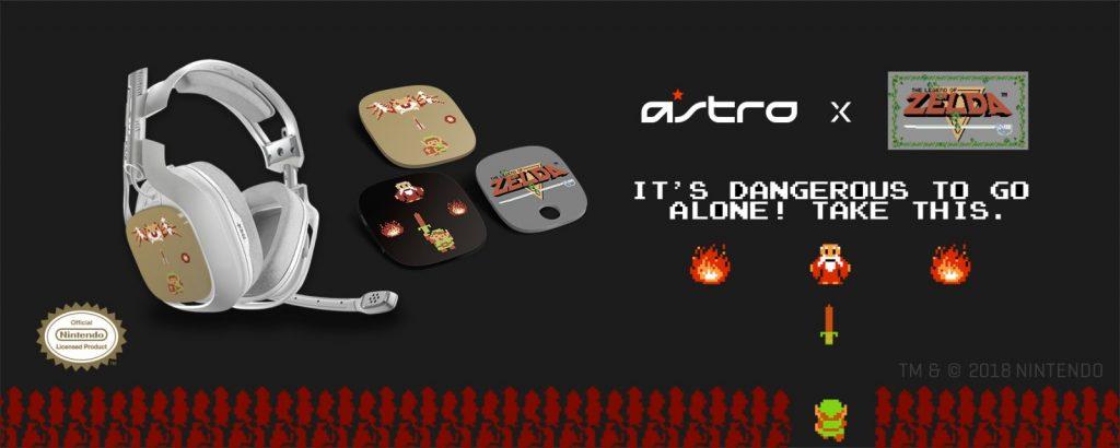 Astro A10 Zelda Headset
