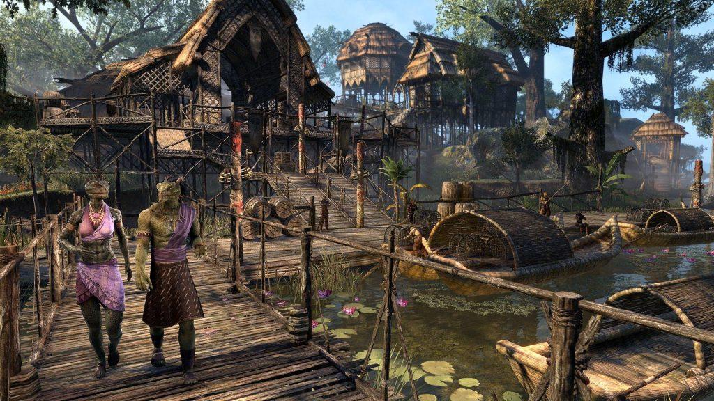 Elder Scrolls Online DLC