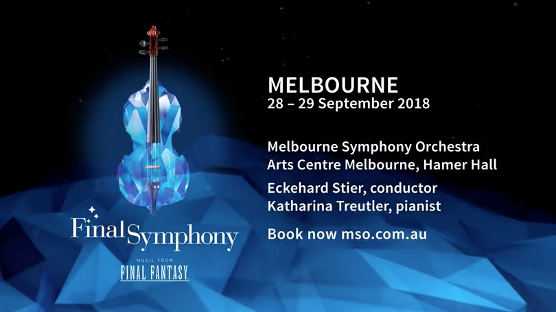 Final Fantasy meets the MSO with Final Symphony this September