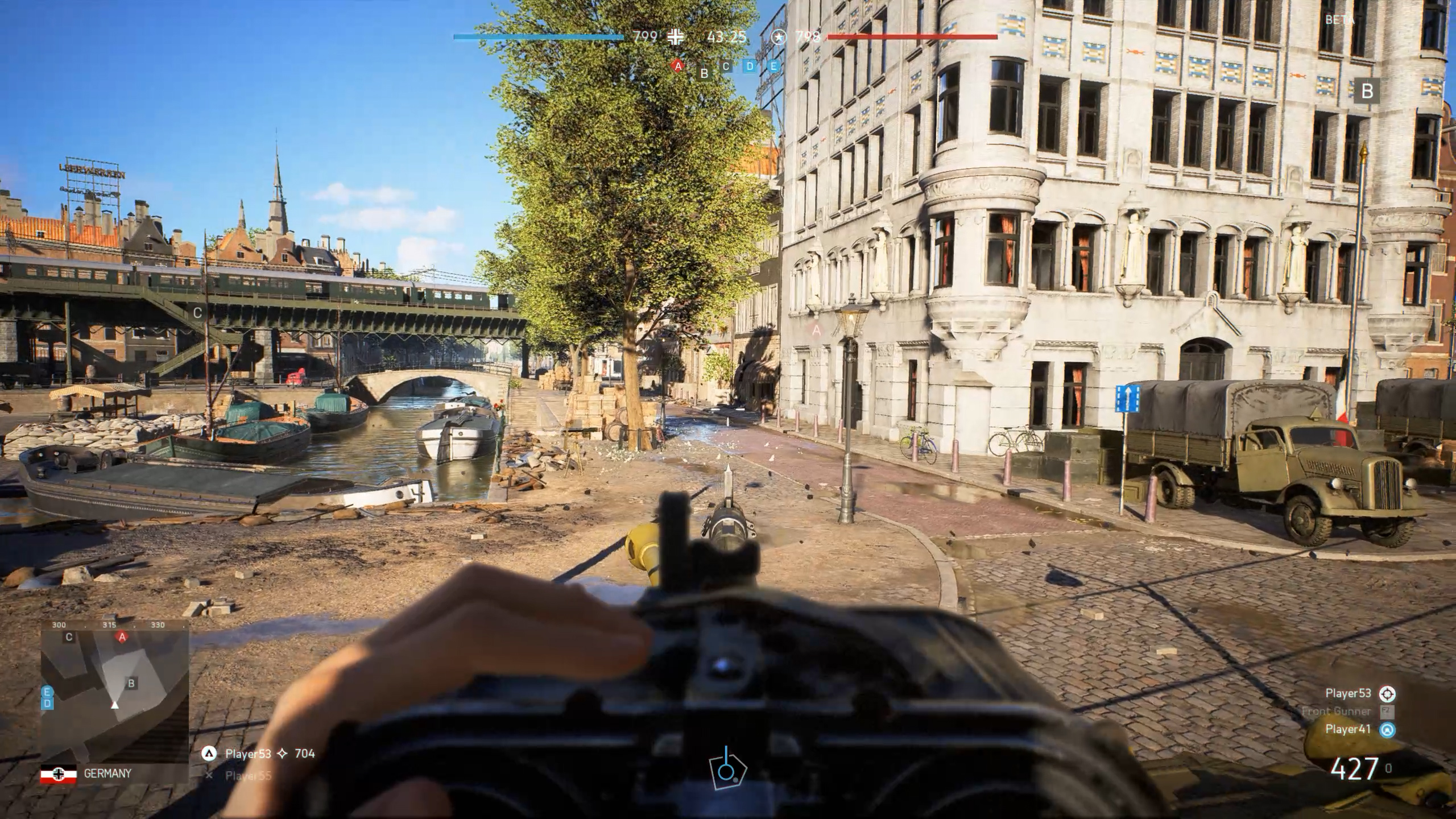 Gamescom 2018: Rotterdam is Beautiful in Battlefield V - Rocket Chainsaw