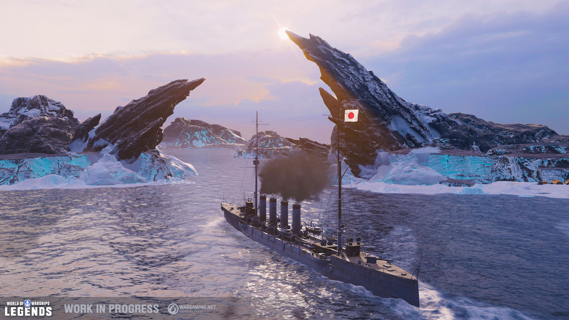 Gamescom 2018: World of Warships Legends Brings the