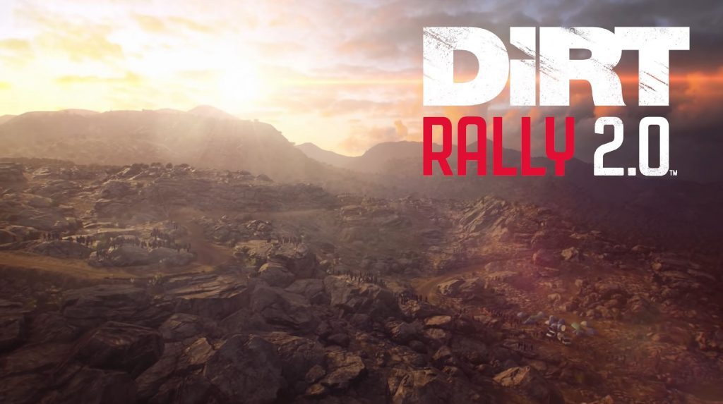 dirt rally 2 0 announcement trailer release date. Black Bedroom Furniture Sets. Home Design Ideas