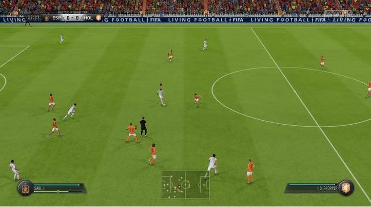 FIFA 19 on Switch