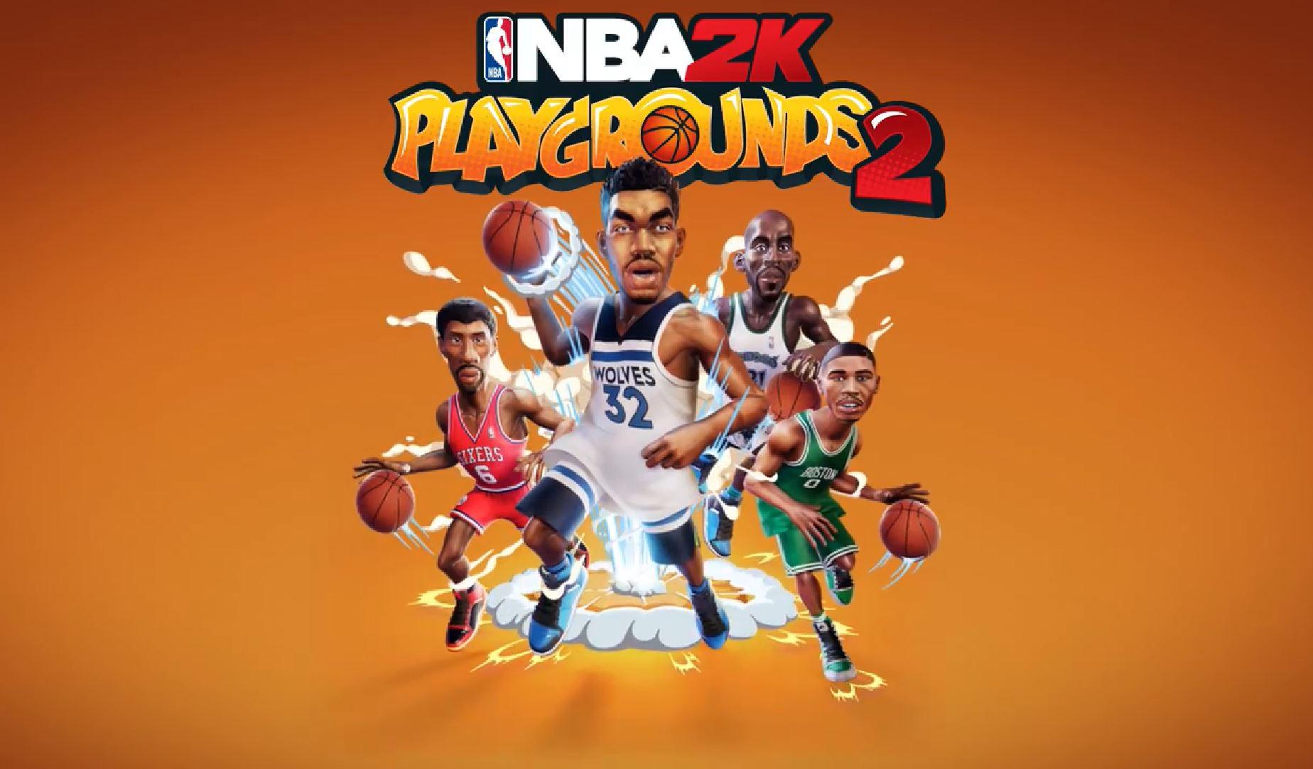 NBA 2K Playgrounds 2 Coming October 16