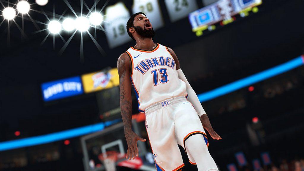 NBA 2K19 Update 1.03