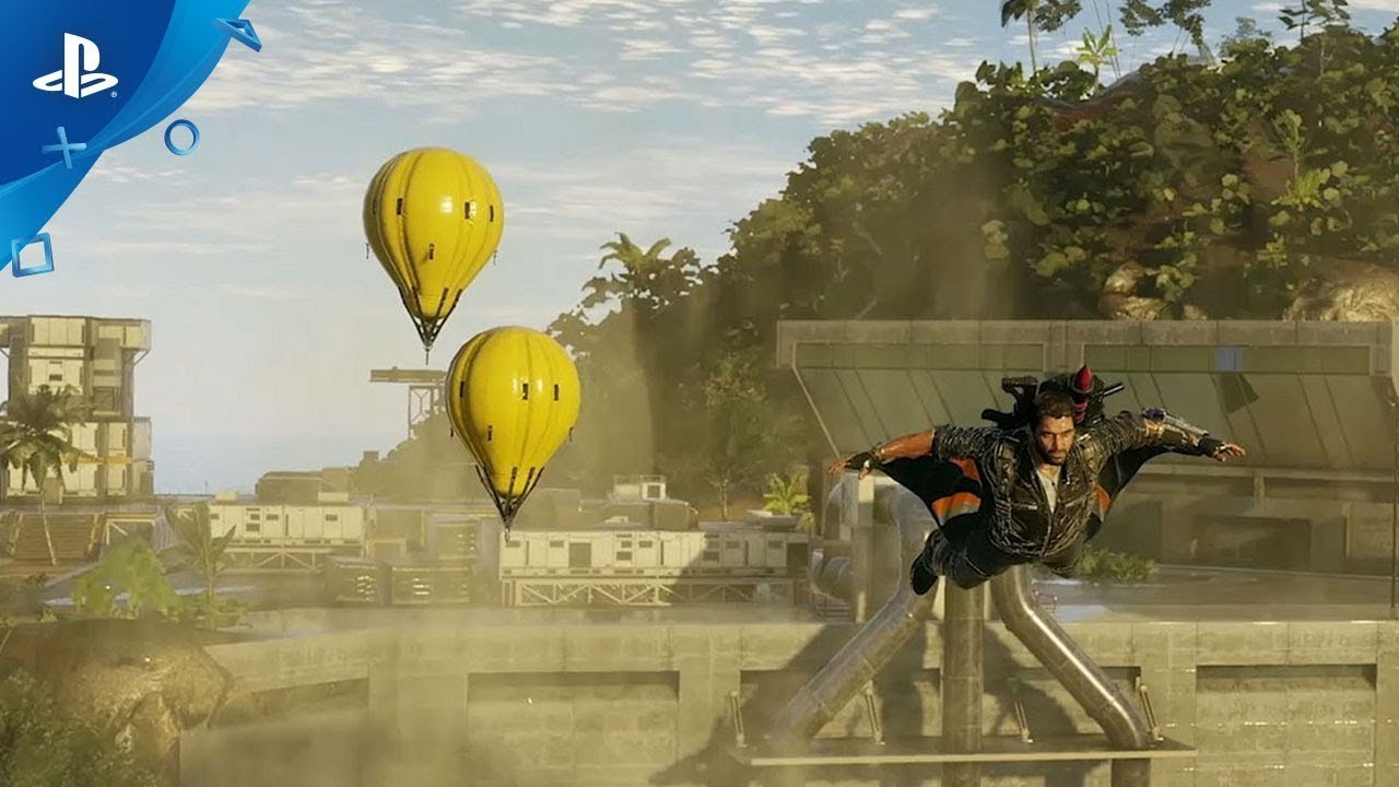 Just Cause 4 interview