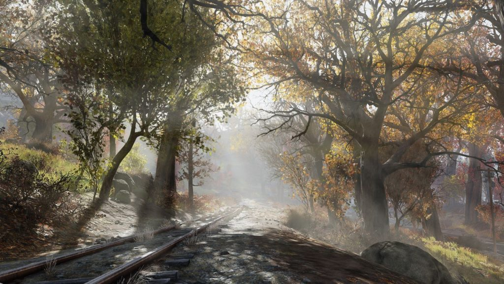 Fallout 76 Forest