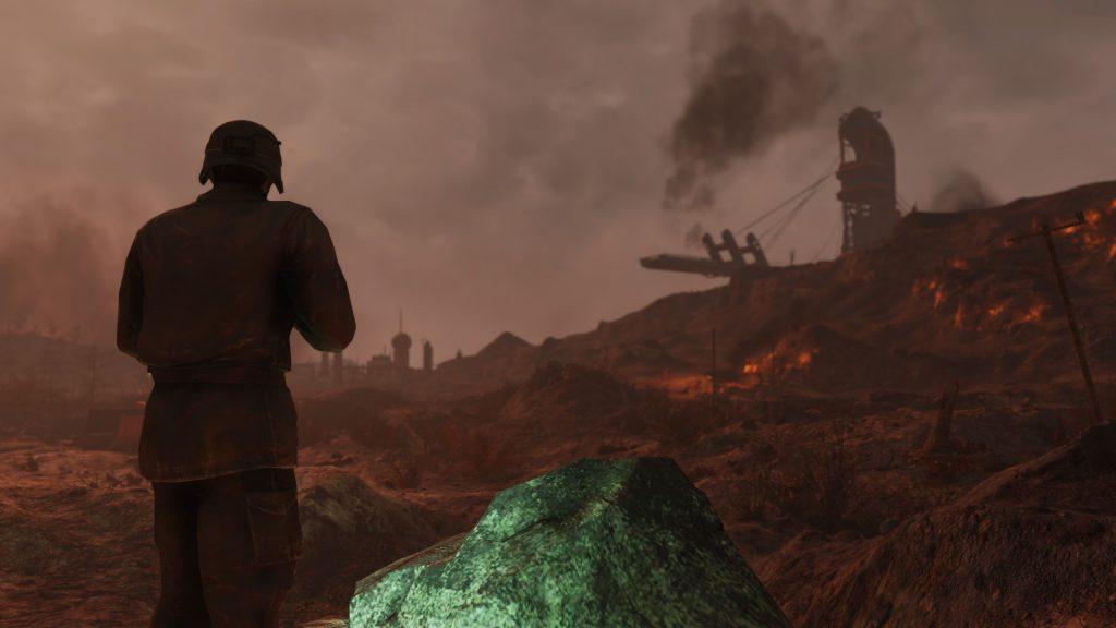 Fallout 76 Hellscape