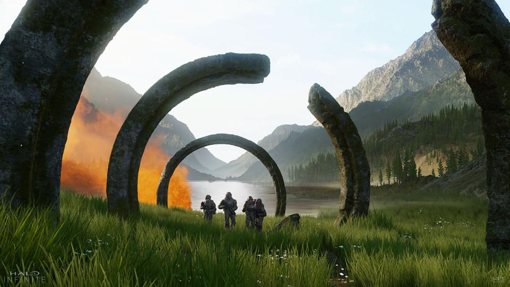Halo Infinite Details