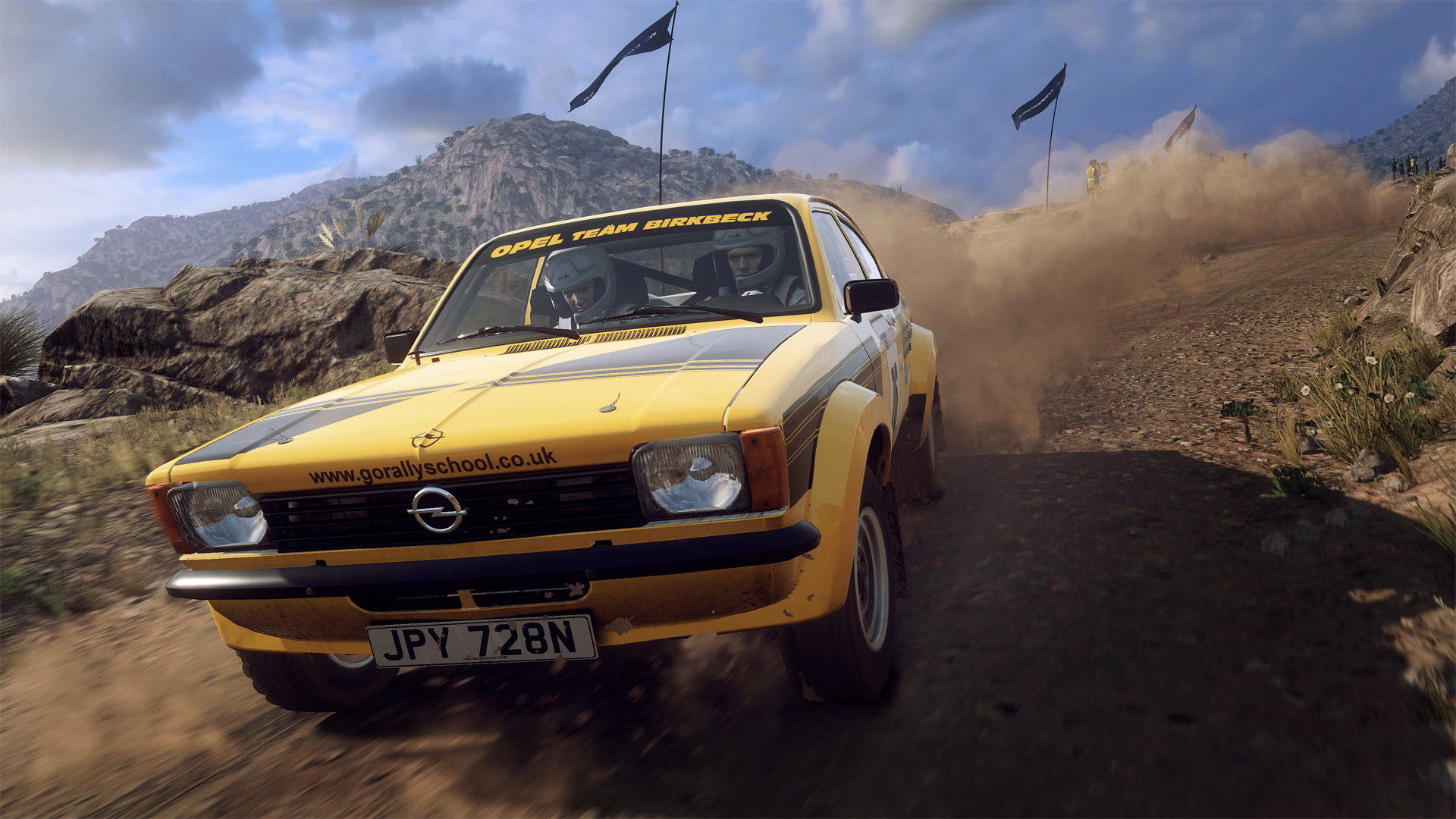 dirt rally 2 0 review don 39 t cut rocket chainsaw. Black Bedroom Furniture Sets. Home Design Ideas