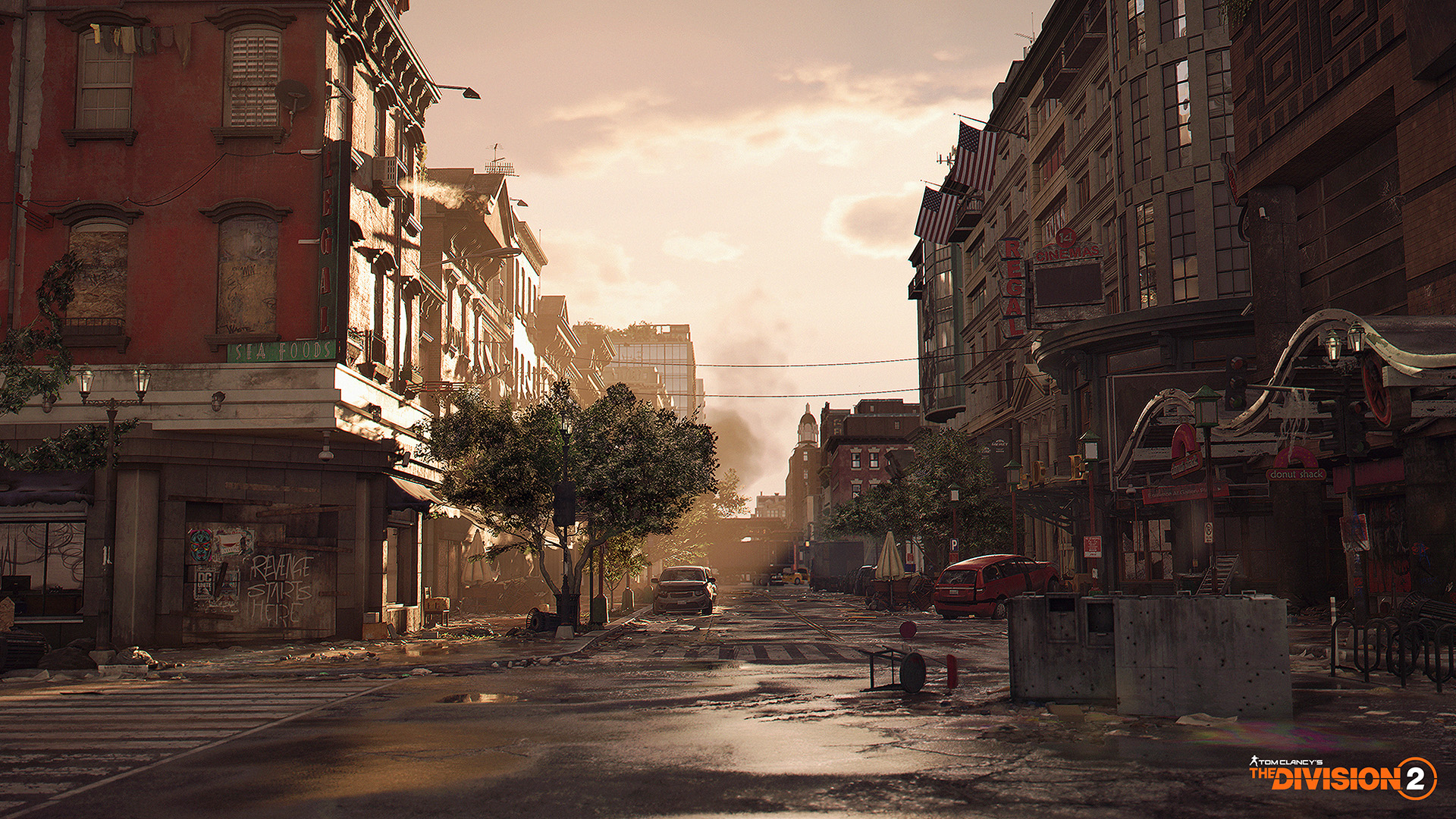 The Division 2 Review - A Beautiful Mess - Rocket Chainsaw