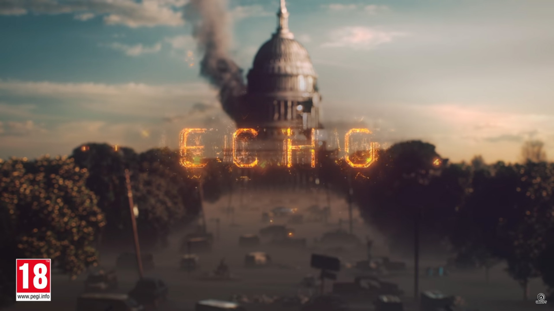 the division echo