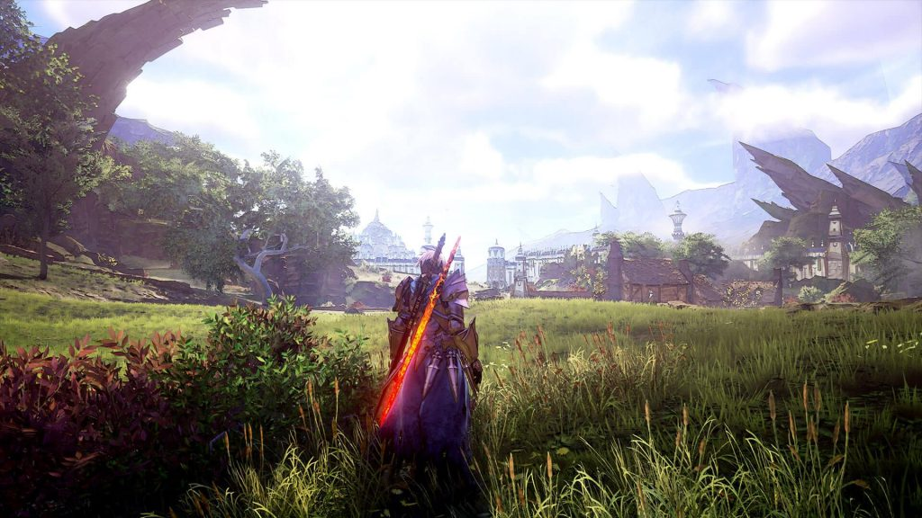E3 2019: Tales of Arise Reportedly Leaks Via 4chan - Rocket Chainsaw