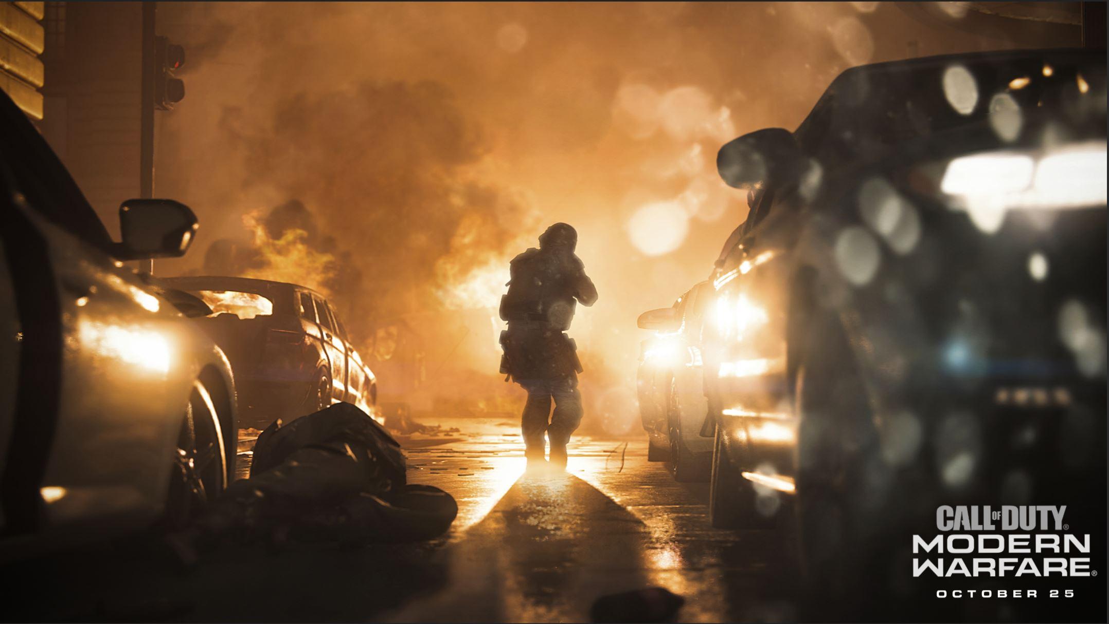 Modern Warfare Perks