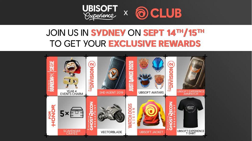 Ubisoft Experience Rewards