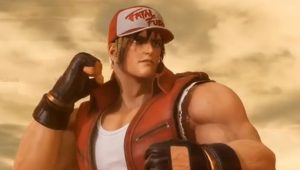 Terry Bogard in Smash