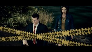 Deadly Premonition 2 Crime Scene