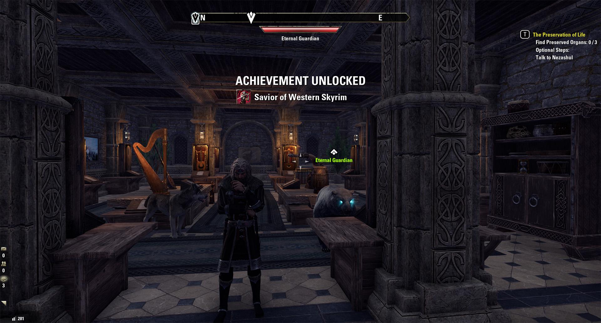 Elder Scrolls Online Greymoor Review