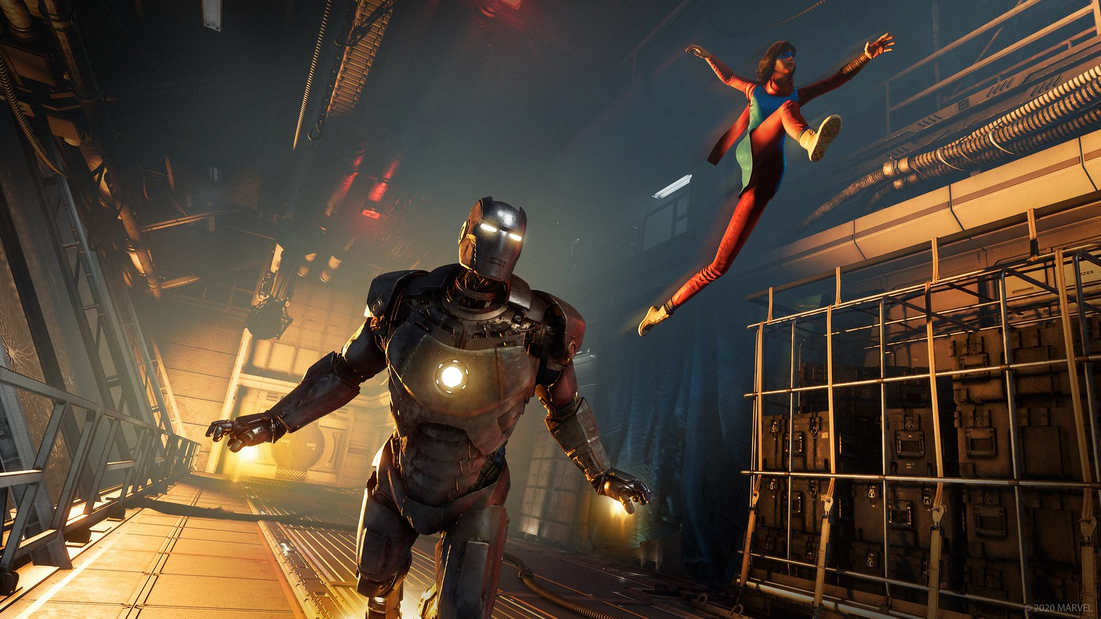 Marvels Avengers Beta