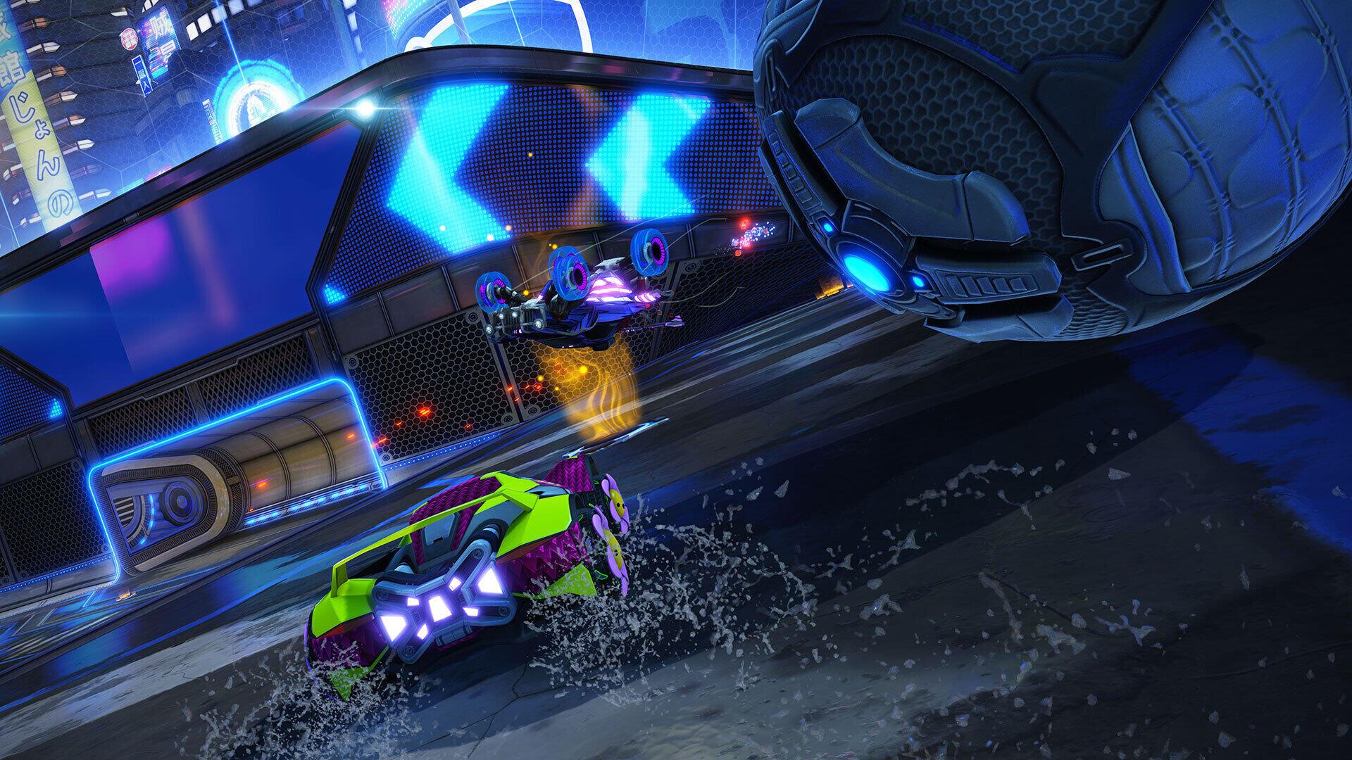 Rocket League Update 1.78