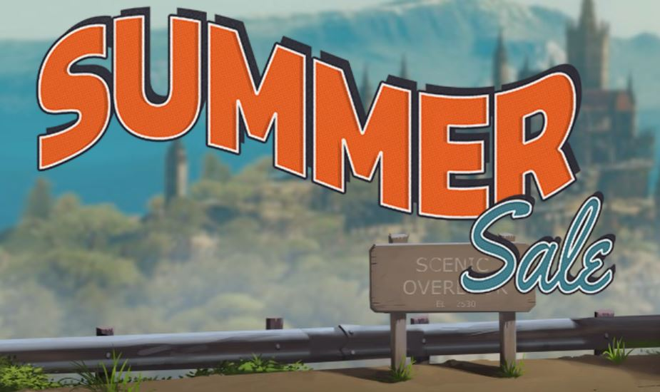 Our 5 Picks from the Steam Summer Sale 2020