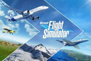 Microsoft Flight Simulator airports planes