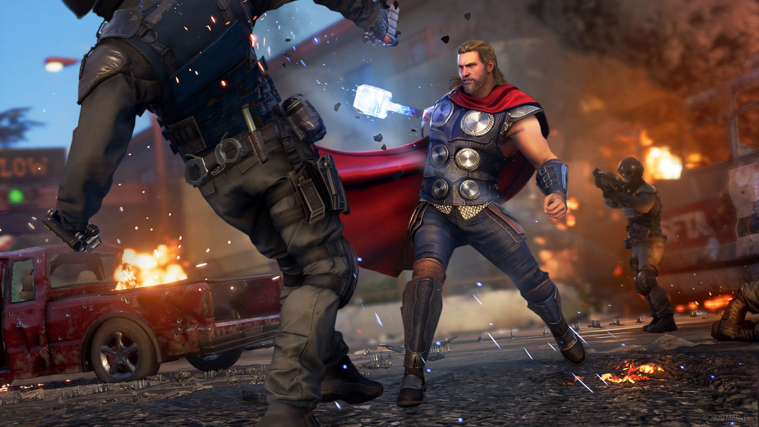 Marvel's Avengers Beta Hands-On 07
