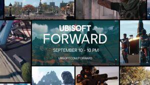 Ubisoft Forward September